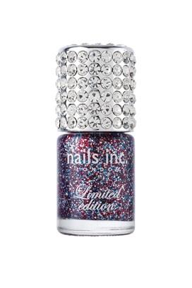 Nails Inc.: Jubilee polish... God save.: Diamonds Jubil, Nailsinc, Head Of Garlic, Limited Editing, Jubil Crystals, Nails Polish, Jubil Nails, Crystals Colour, Nails Inc