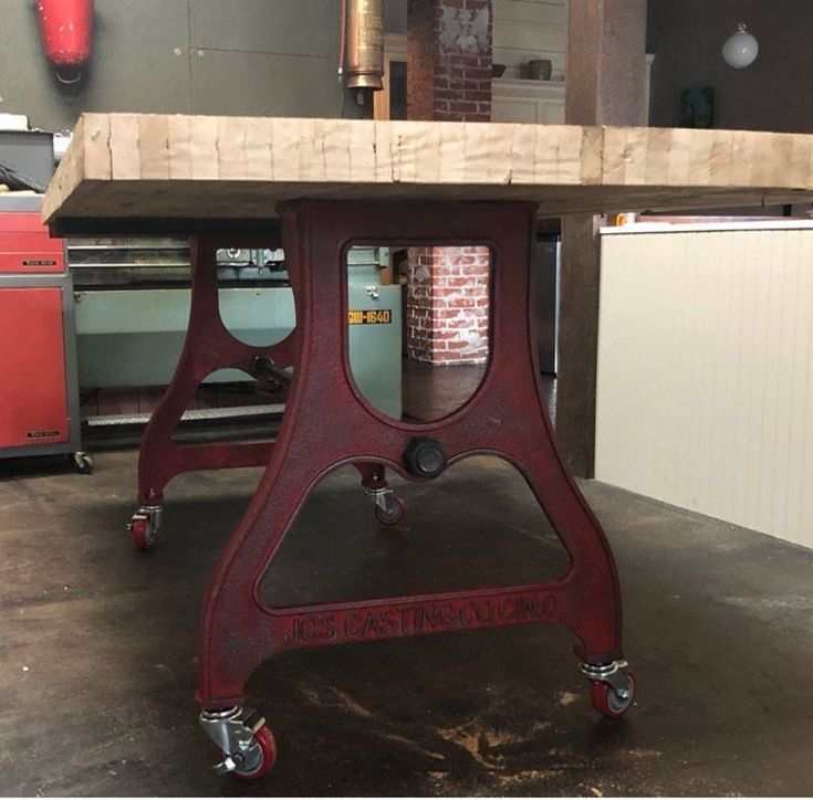 Cast iron counterisland height legs 2 pack industrial