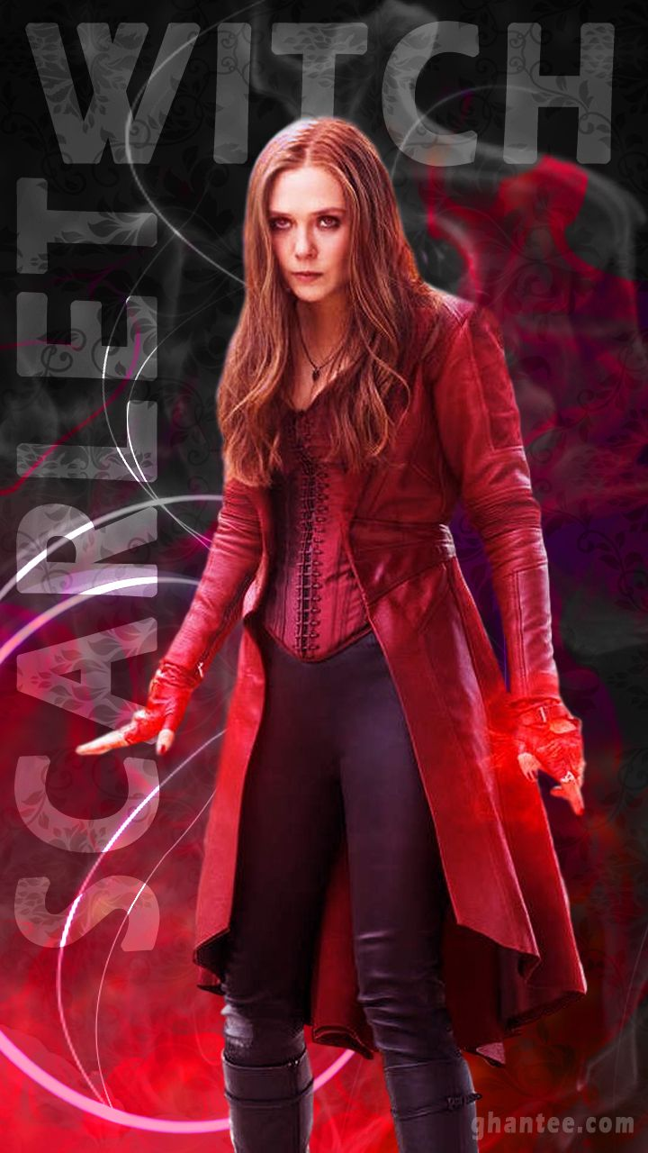 Scarlet Witch Wallpaper In 2020 Witch Wallpaper Scarlet Witch Womens Summer Fashion Outfits
