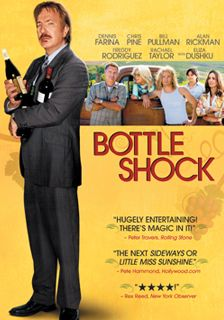 Bottle Shock.  Very entertaining.  Charming movie and it has Alan Rickman as an added bonus.