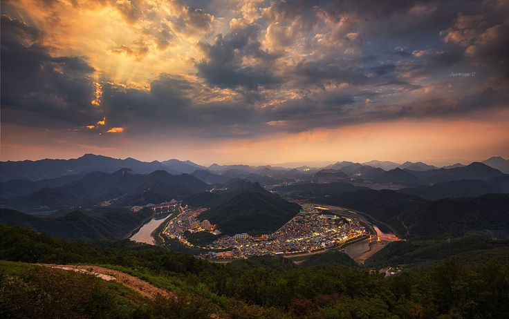 City of Light by Jaewoon U on 500px