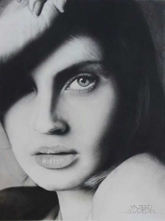 My Drawing by pencil  . One month of drawing it was really nice