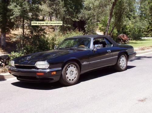 1996 Jaguar XJS Convertible for sale by owner on CAlling All Cars https://www.cacars.com/Car/Jaguar/XJS/Convertible/1996_Jaguar_XJS_for_sale_1013540.html