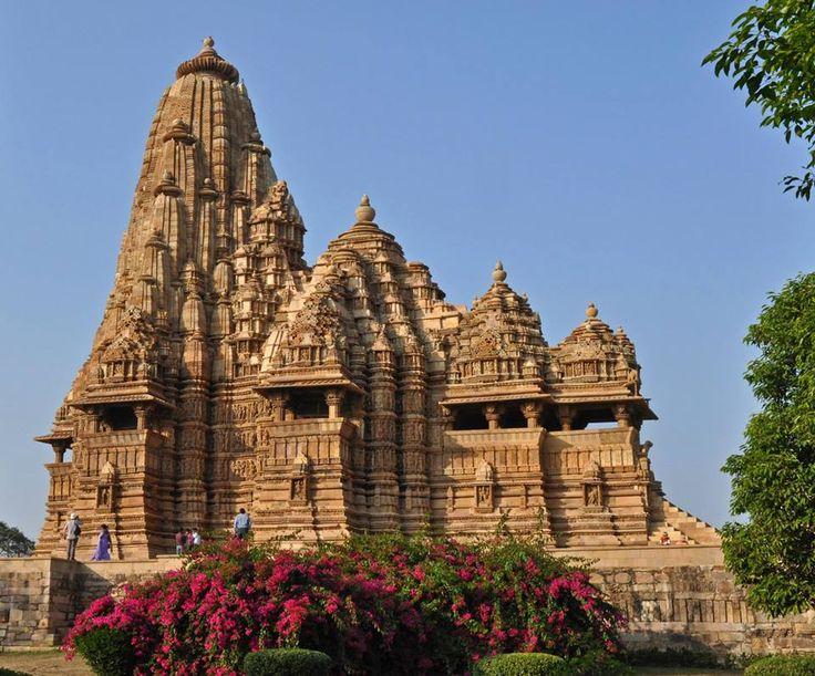 #Kandariya Mahadeva Temple in #Khajuraho