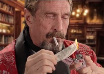 John McAfee and Other Tech Execs Who Have Lost Their Minds