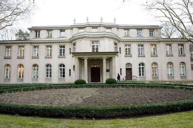 Haus der Wannsee-Konferenz - 1. Haus der Wannsee-Konferenz - Berlin.de