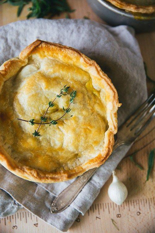 Savory Veggie Pot Pie