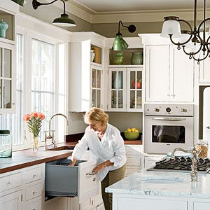 1000 Images About White Kitchen Cabinets On Pinterest