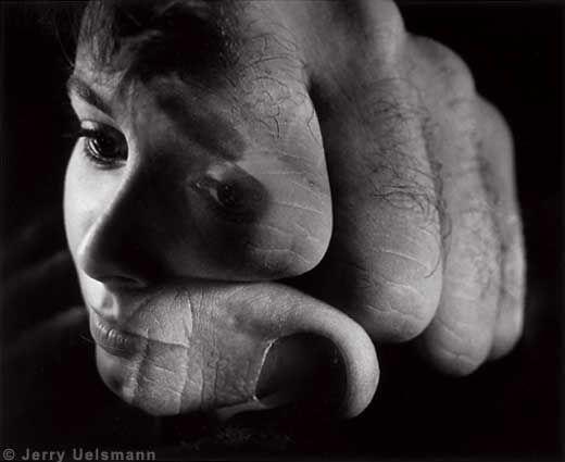 Jerry Uelsmann - Symbolic Mutation (1961)
