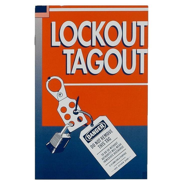 Lockout/Tagout Handbook (Spanish)