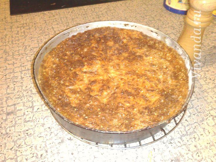 Пирог с капустой по Дюкану + волшебное тесто для пирогов рецепт