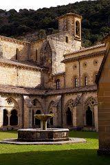 Panoramio - Photo of Monasterio de Santa Maria la Real de Iranzu, Abárzuza, Navarra, España
