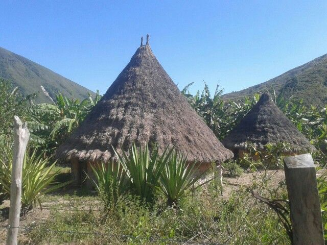 Vivienda Indígena Sierra Nevada Valledupar Colombia