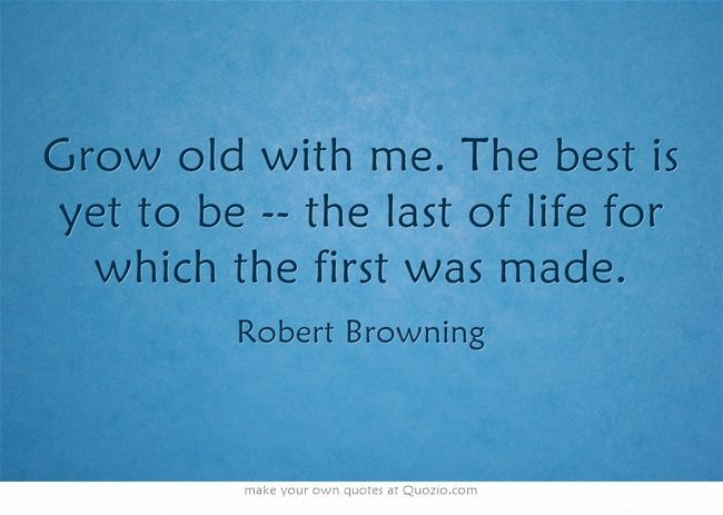 Growing Old - Poem by Matthew Arnold