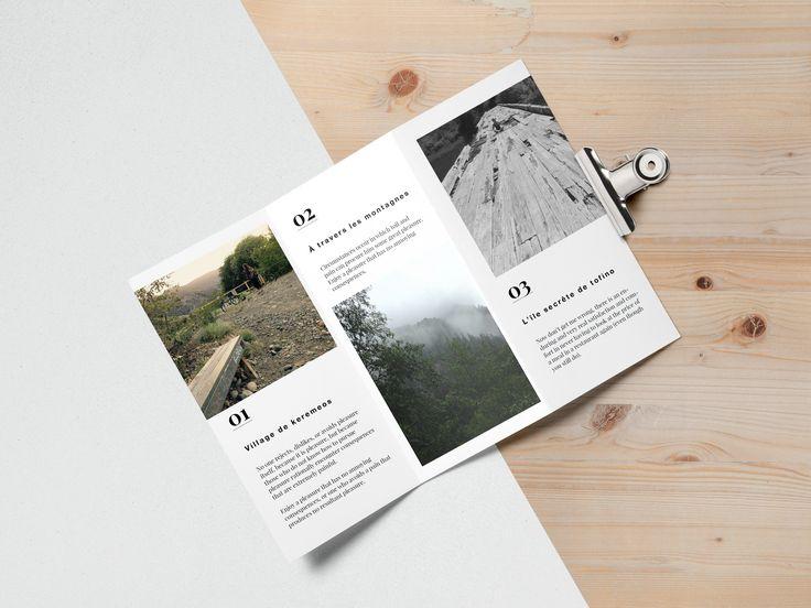 Consultez mon projet @Behance: \u201cbrochure\u201d https://www.behance.net/gallery/47880243/brochure