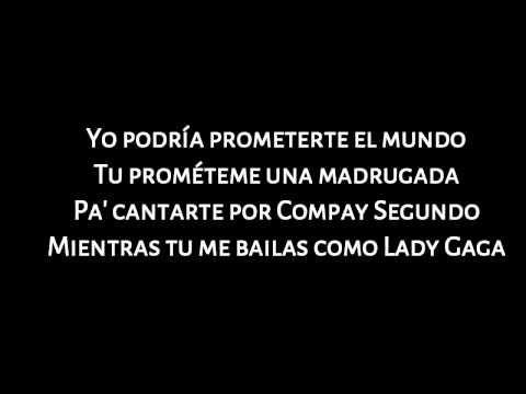 Melendi - La Promesa (Letra)