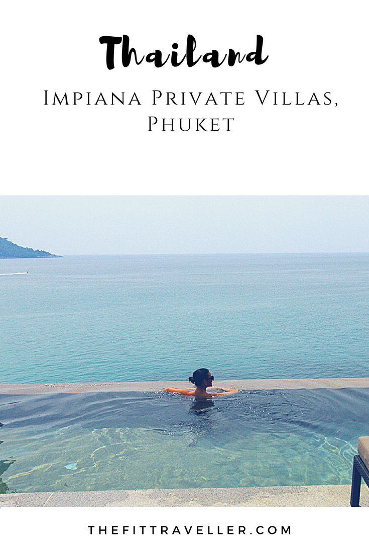 Impiana Private Villas, Phuket, Thailand | Luxury Boutique Hotel in Phuket. On the point overlooking Kata Noi Bay, Impiana Private Villas in Phuket offers 5 star luxury and privacy in your own piece of paradise in Phuket, Thailand. *****Best Hotels in Kata Noi | Best Hotels in Thailand | Impiana Private Villas | Impiana | Honeymoon Hotels Phuket | Where to Stay in Phuket | Where to stay in Thailand | Best hotels in Kata Beach | Phuket Hotels | Boutique Hotels Phuket |