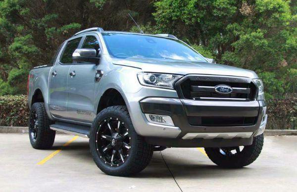 2018 Ford Ranger Sel