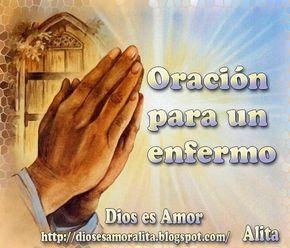 Dios es Amor: Oración para un enfermo