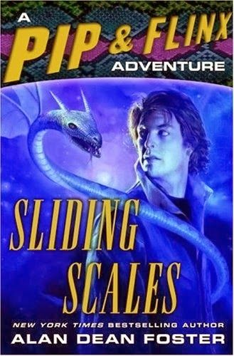 See all my book reviews at JetBlackDragonfly.blogspot.ca : Sliding Scales - A Pip And Flinx Adventure by Alan Dean Foster
