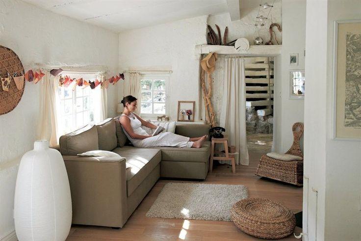 125 best studio ideas images on pinterest - Ikea divano manstad ...