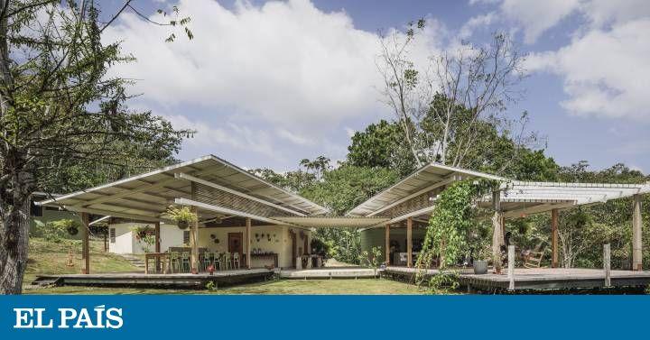 Construir sin espantar a los pájaros En una reserva natural de Darién (Panamá) un alojamiento permanente recurre al ingenio de la arquitectura temporal y toma prestada la ligereza de las aves de paso para conseguir el mínimo impacto en el paisaje