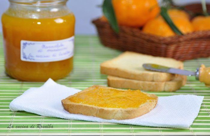 marmellata di mandarini | ricetta la cucina di rosalba