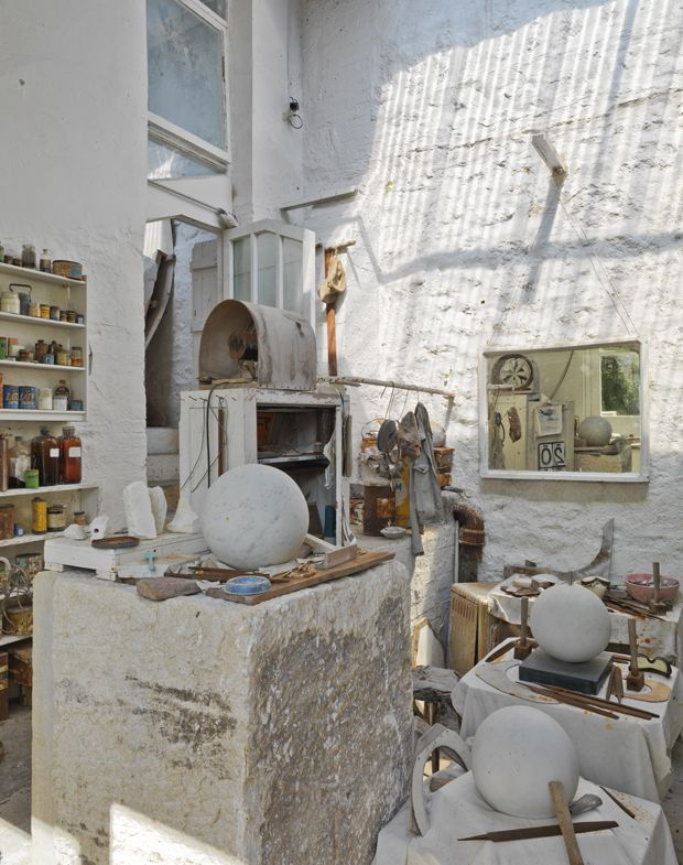 LOST IN ART   Barbara Hepworth s studio   St  Ives  Cornwall  UKBest 20  Art studios ideas on Pinterest   Painting studio  Studios  . Artist Studio Furniture Uk. Home Design Ideas