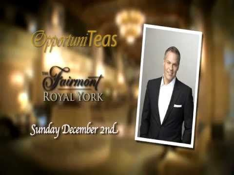 Meet your Y & R stars at OpportuniTeas