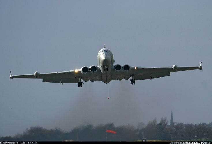 BAE Systems Nimrod MRA4 - UK - Air Force | Aviation Photo #1183551 | Airliners.net