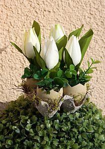 Moje wiosenne dekoracje na Stylowi.pl