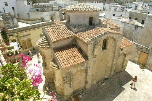 Chiesa di San Pietro a Otranto IX- X secolo