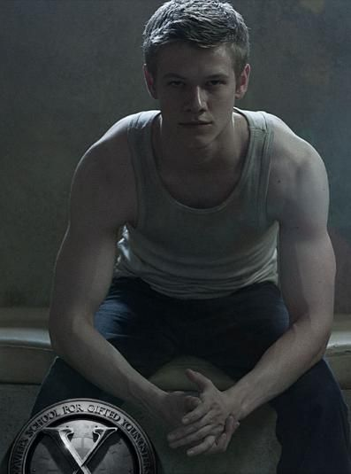 Lucas Till Lucas Till  He's so adorable!!! Even if he is only 2 years older than me but looks younger. That voice!