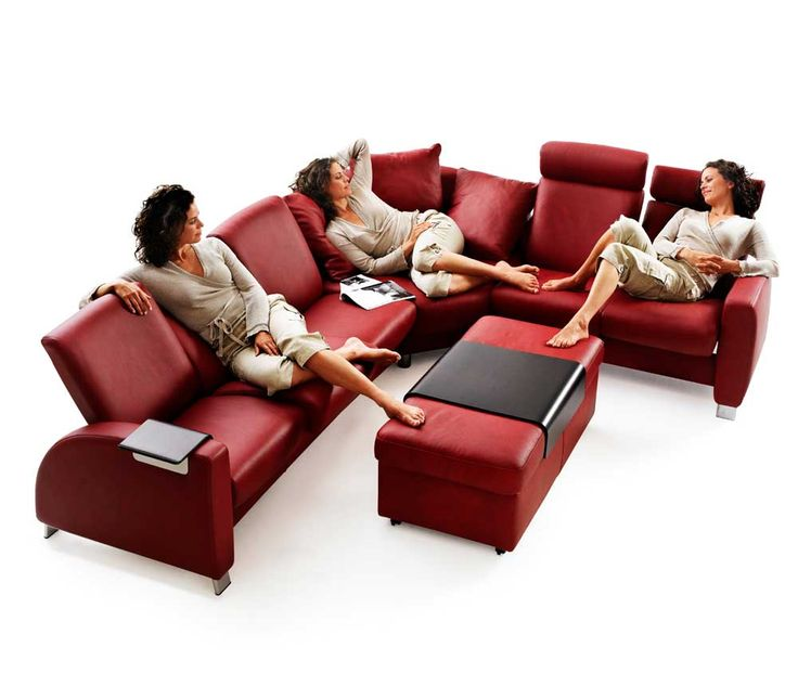 stressless by ekornes stressless arion arion reclining sectional sofa fashion furniture. Black Bedroom Furniture Sets. Home Design Ideas