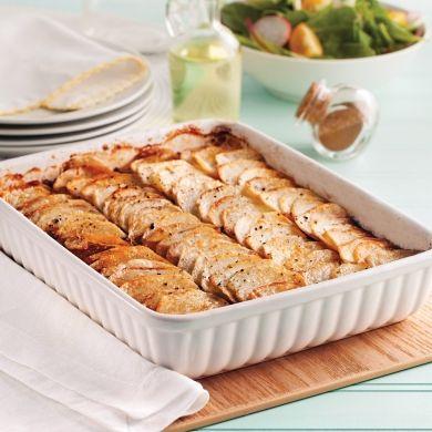 Pâté de boeuf aux pommes de terre - Soupers de semaine - Recettes 5-15 - Recettes express 5/15 - Pratico Pratique