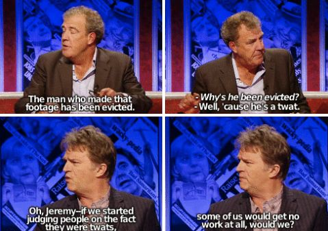 """On twats: 