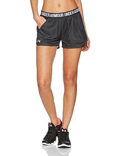 €6.87 in Gr. L * Under Armour Damen Play Up Shorts 2.0 Mesh Kurze Hose * Sportbekleidung Damen günstig