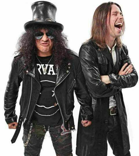 Slash & Conspirators  2015 Posted by Slash