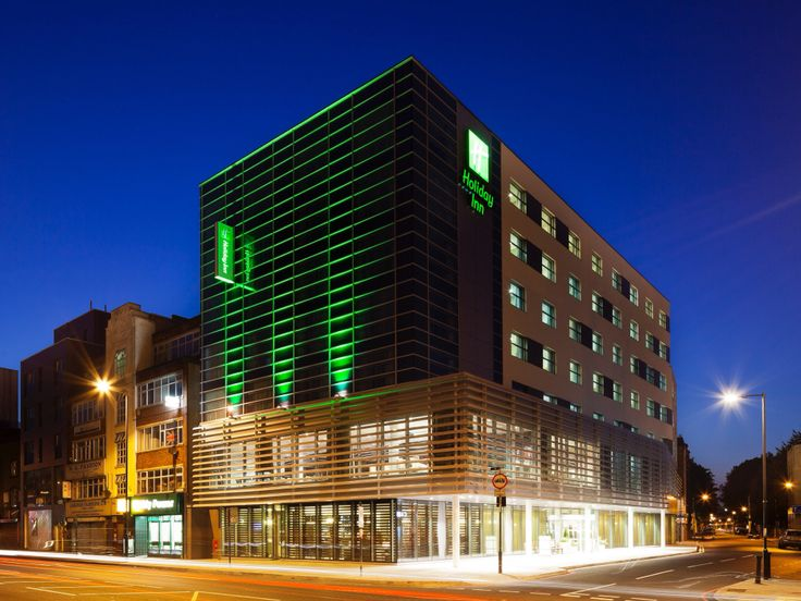 Holiday Inn Commercial Road London