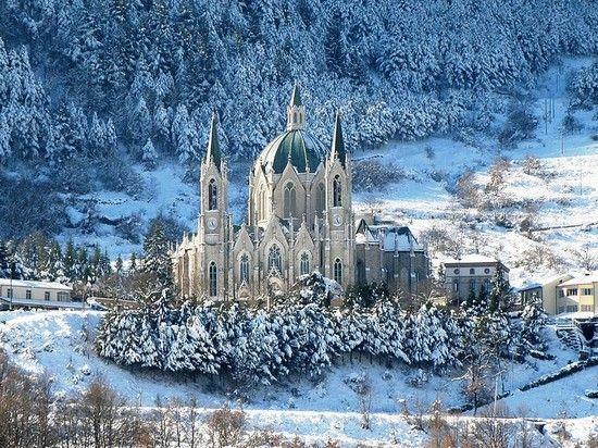 Santuario di Maria Santissima Addolorata - Castelpetroso