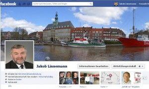 Impressumspflicht auch bei Facebook