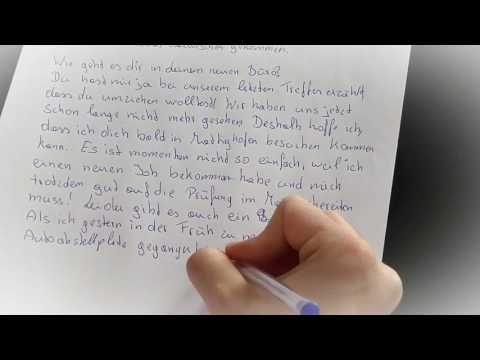 Wie schreibe ich einen formellen Brief auf Deutsch – Übungen & Tipps für A 1, A 2, B 1 – german-deutsch.com