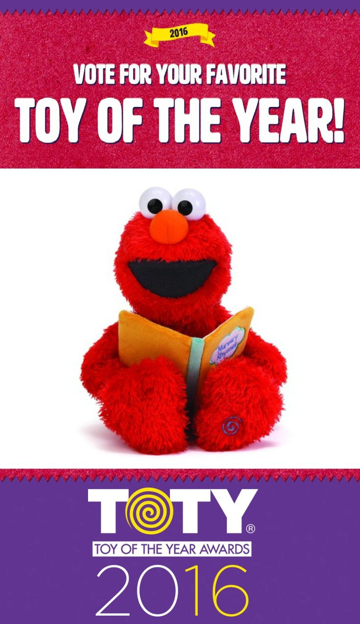 1816 best elmo toys images on pinterest birthdays easy patterns toy of the year awards finalist nursery time elmo by gund 84 finalists bankloansurffo Gallery
