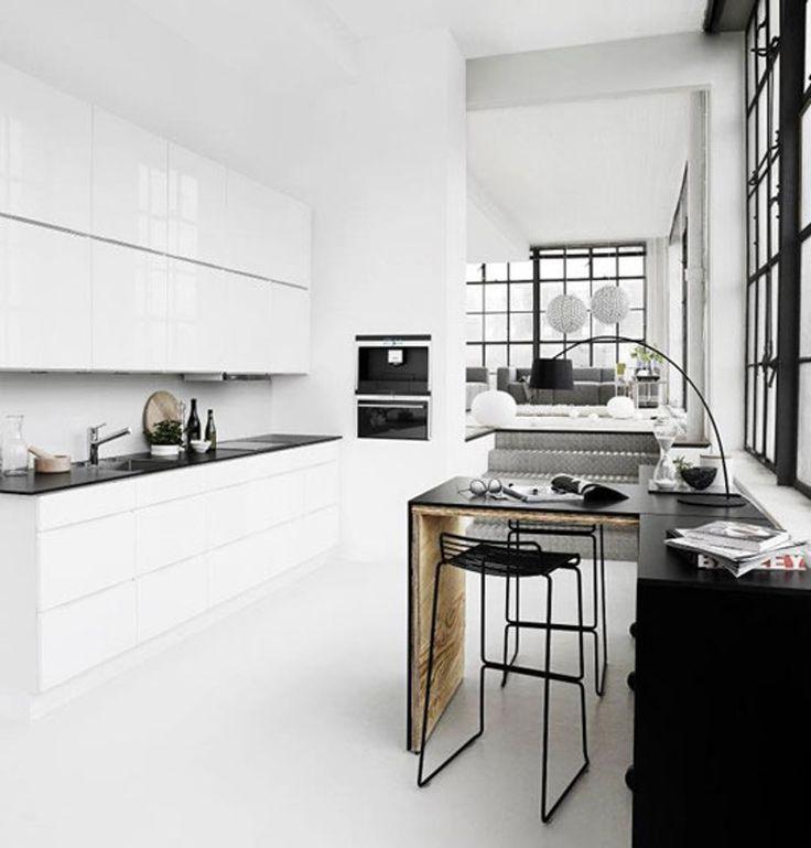 24 Besten Inspiration Für Wohnküchen Bilder Auf Pinterest