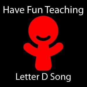 Description: The Letter D Song is an Alphabet song that teaches The Letter D. The Letter D song teaches the D Sound, gives examples, and teaches how to write an uppercase D and a lowercase d. This is a song for learning The Letter D.