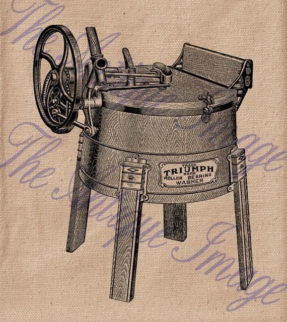 Vintage Washing 31