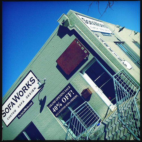 sofa works dallas texas design district
