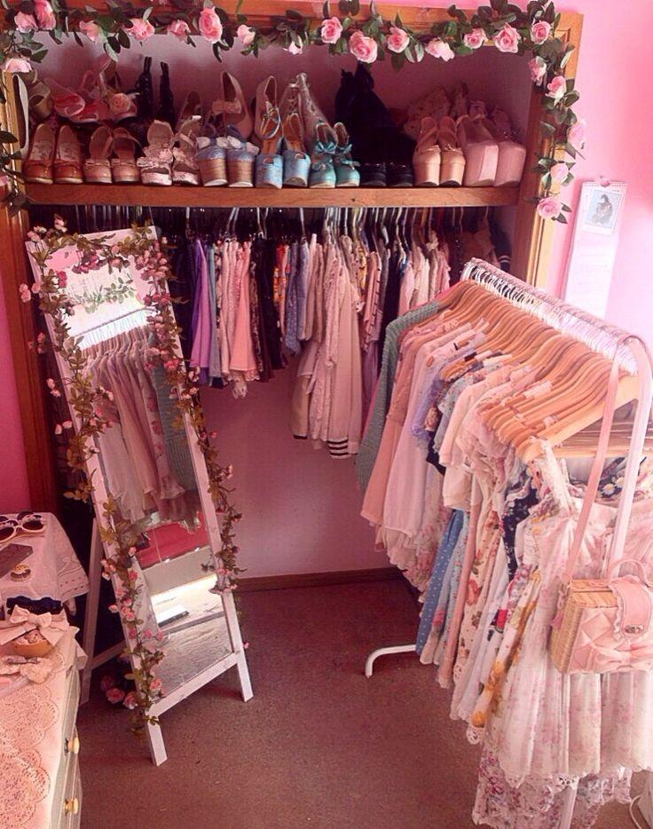 Kawaii Room Decor 106 is part of Kawaii room Kawaii Room Decor 106 - Cute Room Ideas, Cute Room Decor, Pastel Room, Pink Room, My New Room, My Room, Room Ideas Bedroom, Bedroom Decor, Bedroom Designs