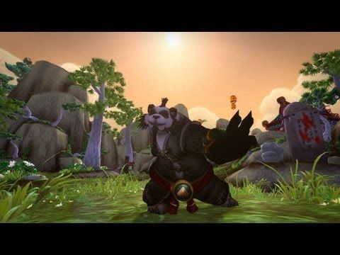 Game World of Warcraft on iPhone