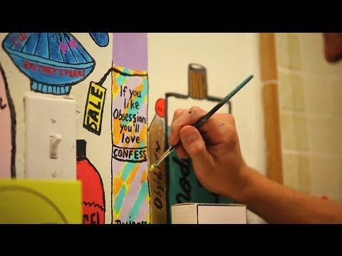 JD Samson & MEN - Making Art [Official Video] - YouTube